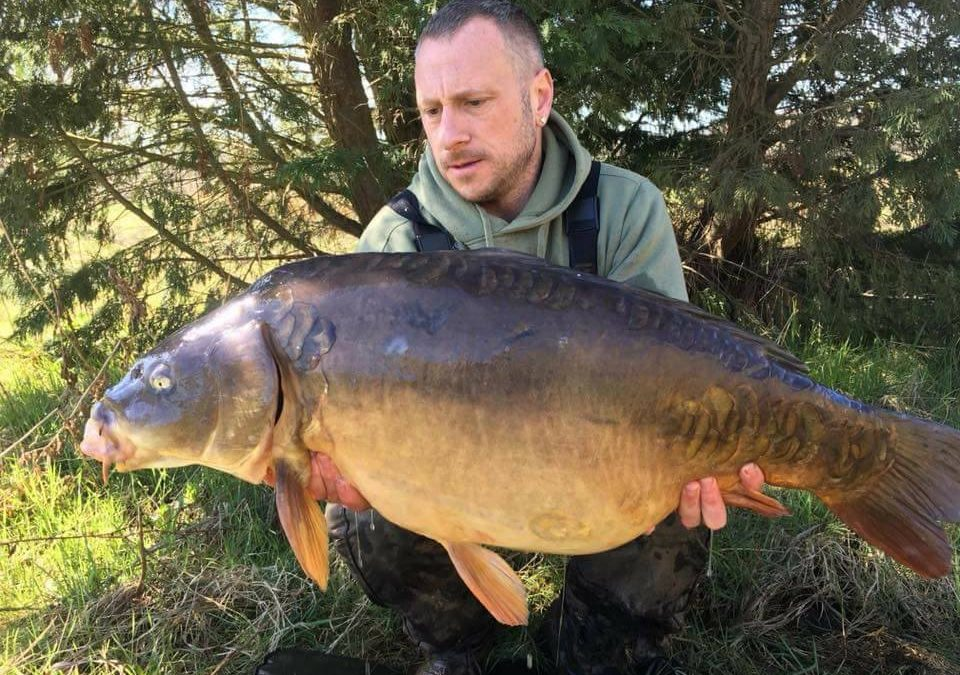 Ben Petrie has had himself a great session this week